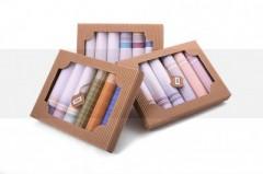 Női zsebkendő szett dobozban - 6 db Női kiegészítők