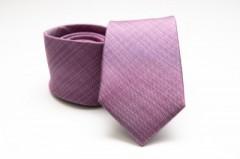 Prémium selyem nyakkendő - Ibolya Mintás nyakkendők