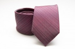 Prémium selyem nyakkendő - Bordó Mintás nyakkendők