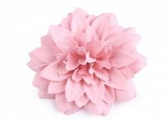 Virág kitűző - Rózsaszín Kitűzők, Brossok