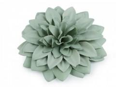 Virág kitűző - Zöld