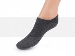 Pamut papucszokni - Mix 3 pár Férfi zoknik, mamuszok