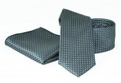 Goldenland nyakkendő szett - Fekete aprómintás Szettek