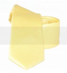 Goldenland slim nyakkendő - Aranysárga