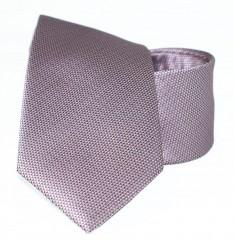 Goldenland nyakkendő - Szürkésbordó Egyszínű nyakkendő
