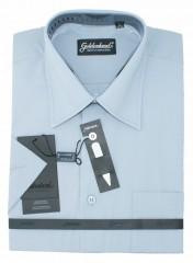 Goldenland rövidujjú ing - Szürke Normál fazon