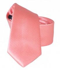Goldenland slim nyakkendő - Lazac Egyszínű nyakkendők