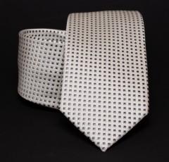 Prémium nyakkendő -  Natur kiskockás Kockás nyakkendők