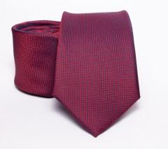 Prémium nyakkendő - Bordó