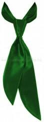 Zsorzsett női sálkendő - Zöld Női nyakkendők