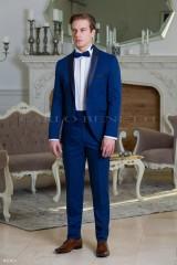 Carlo Benetti Prágai szmoking 4 részes extra méret- Kék Öltönyök, Zakók
