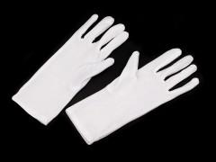 Női alkalmi kesztyű - Fehér Női kiegészítők