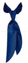 Zsorzsett női sálkendő - Sötétkék Női nyakkendők