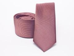 Prémium selyem selyem nyakkendő - Lazac Selyem nyakkendők