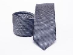 Prémium selyem selyem nyakkendő - Kékesszürke Selyem nyakkendők