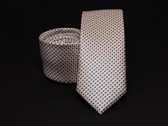 Prémium selyem selyem nyakkendő - Drapp Selyem nyakkendők
