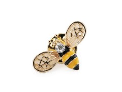 Dísztű - Méhecske Mandzsetta, Nyakkendőtű