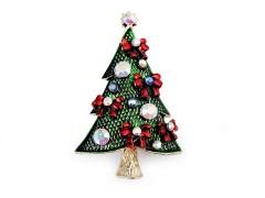 Bross karácsony fa