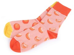 Színes pamut zokni - Felemás Design Férfi zoknik, mamuszok