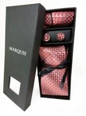 Marquis nyakkendő szett - Barack mintás Nyakkendők