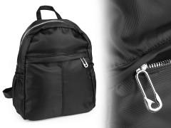 Hátizsák zsebekkel egyszínű  Férfi táska, pénztárca
