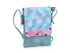 Kis női táska grafikával Női táska, pénztárca