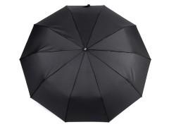 Kilövős összerakható férfi esernyő bőr markolattal Férfi esernyő