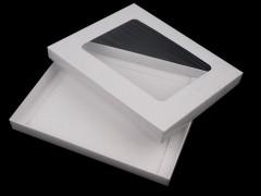Átlátszó papír doboz Ajándék csomagolás