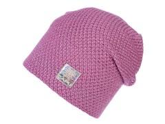 Női sapka lurexel - Ibolya Női kalap, sapka