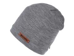 Unisex sapka lurexel - Szürke Férfi kalap, sapka