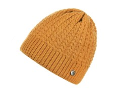 Női téli sapka - Mustár Női kalap, sapka