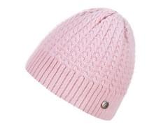 Női téli sapka - Rózsaszín Női kalap, sapka