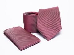 Prémium nyakkendő szett - Lazac Normál nyakkendő