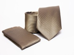 Prémium nyakkendő szett - Arany Normál nyakkendő