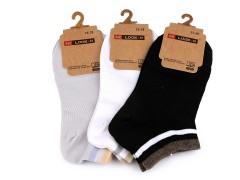 Női bokazokni - 3 db/csomag Női zoknik, harisnyák