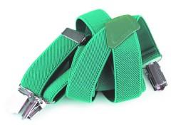 Gyerek nadrágtartó - Benetton zöld Gyermek nadrágtartók