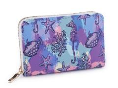 Női pénztárca - Tengeri csikó Női táska, pénztárca