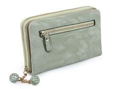 Női pénztárca - Zöld Női táska, pénztárca