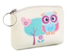 Kis gyerek pénztárca - Bagoly Gyerek táska, pénztárca