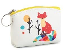 Kis gyerek pénztárca - Róka Gyerek táska, pénztárca