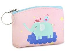 Kis gyerek pénztárca - Elefánt Gyerek táska, pénztárca