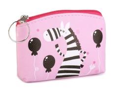 Kis gyerek pénztárca - Zebra Gyerek táska, pénztárca