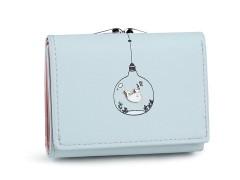 Női pénztárca - Kék Női táska, pénztárca