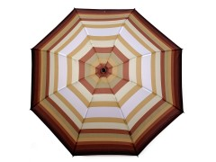 Női összecsukható esernyő - Barna Női esernyő,esőkabát