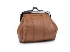 Kis bőr pénztárca - 4 szín Gyerek táska, pénztárca