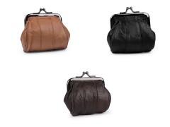 Kis bőr pénztárca Gyerek táska, pénztárca