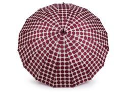 Nagy családi esernyő - Pöttyös Női esernyő,esőkabát