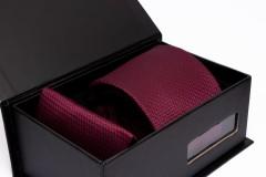 Prémium nyakkendő szett - Bordó Nyakkendők