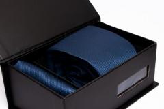 Prémium nyakkendő szett - Kék Nyakkendők