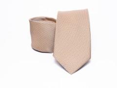 Prémium nyakkendő - Drapp